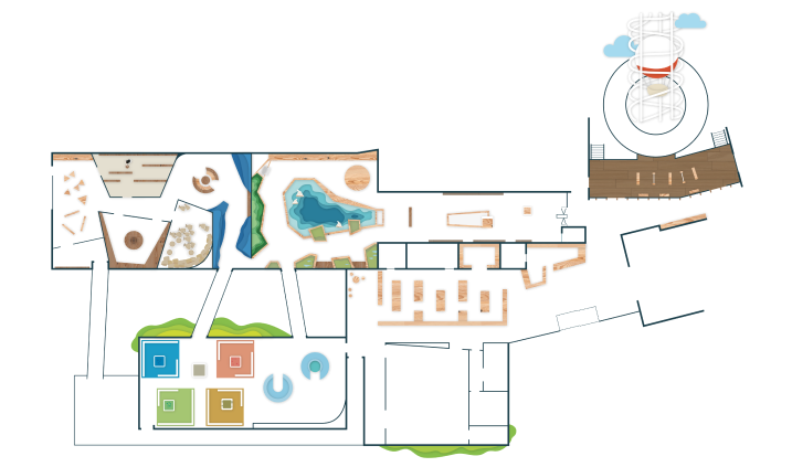 Carte du centre