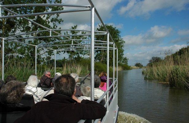 navigation dans les étiers croisières estuaire de la Loire