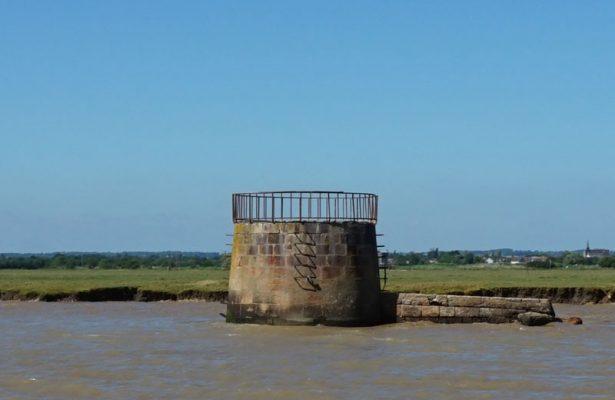 paysages estuaire de la Loire