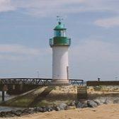 Vue du phare de Paimboeuf