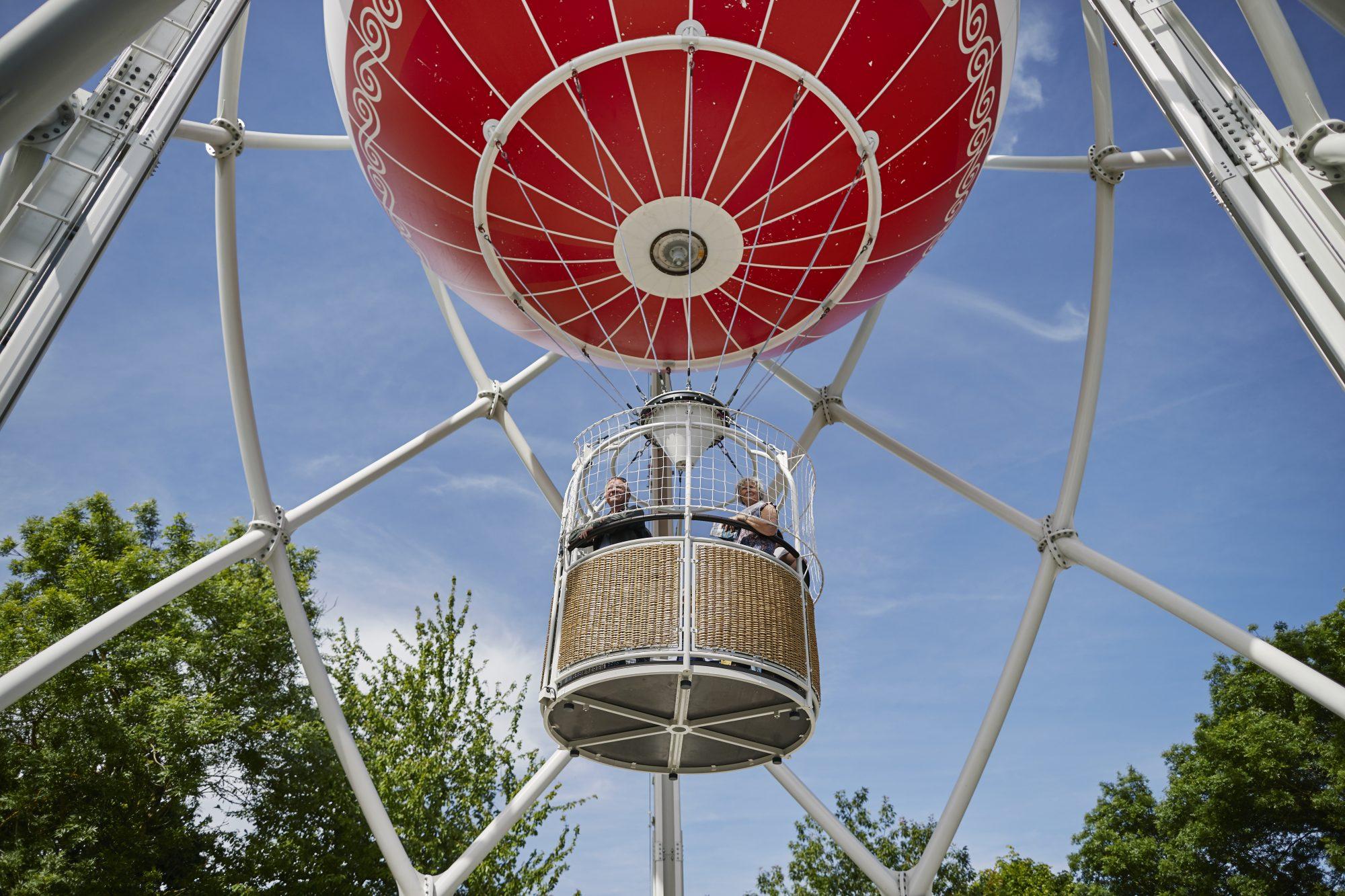 Centre de découverte TERRE D'ESTUAIRE – ascension en ballon ©H (9)