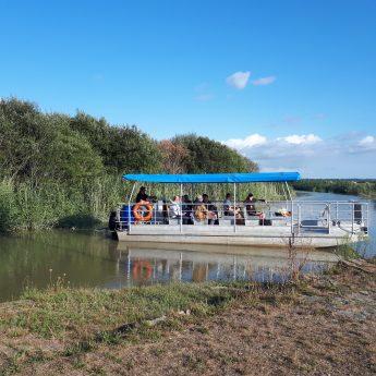 bateau croisière estuaire de la Loire Terre d'estuaire