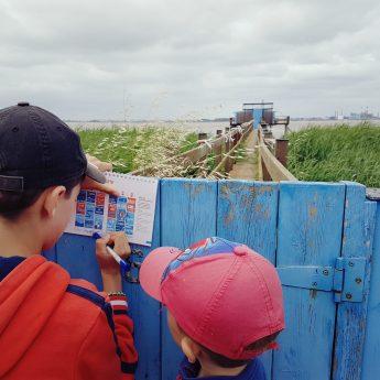 Escapades en famille sur l'estuaire de la Loire