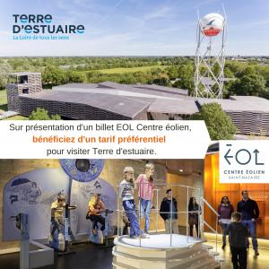 partenariat EOL / Terre d'estuaire